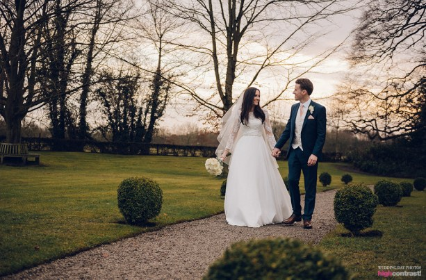 Rebecca Turner real bride wedding dress