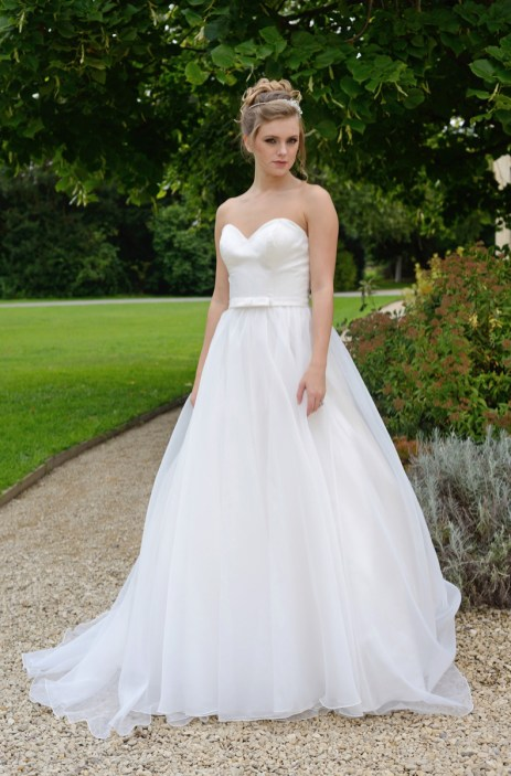 Catherine Parry Annabel wedding dress