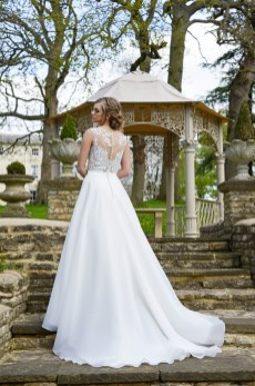 Catherine Parry Cara bridal dress