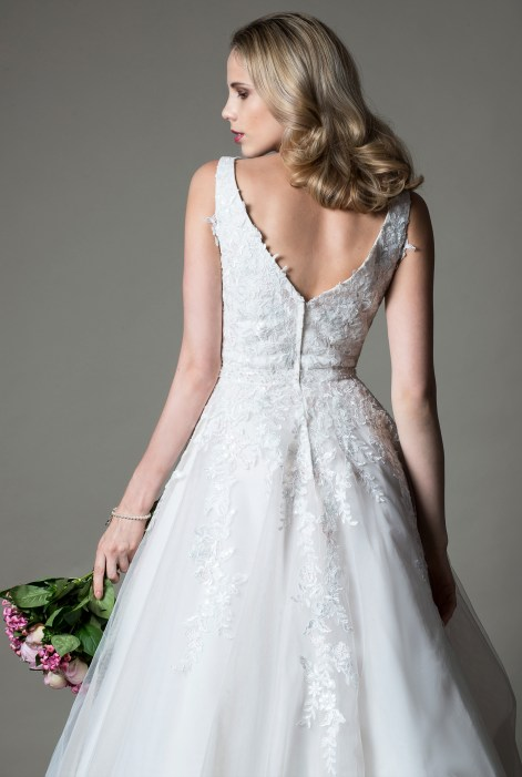 MiaMia Chanelle bridal gown
