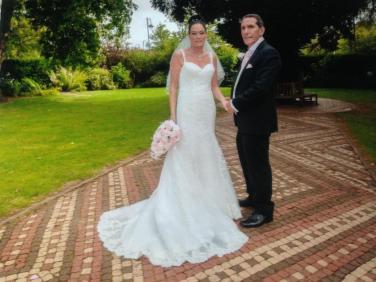 Marie Honeyblossom bride