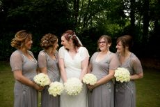 Lisa wedding accessories from Honeyblossom Bridal boutique