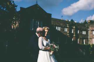 Wedding dress from Honeyblossom Bridal shop