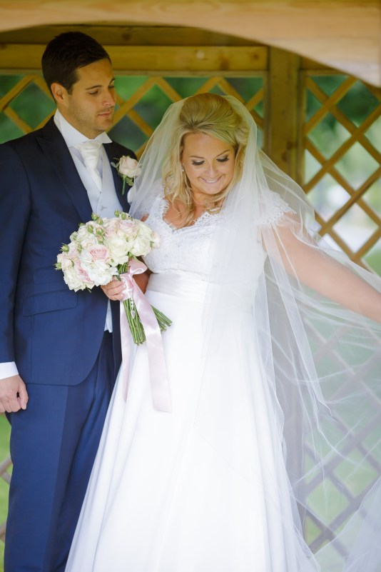 Honeyblossom bride Charlotte