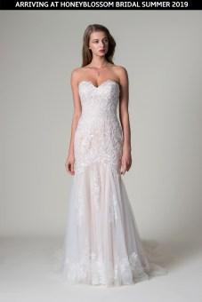 MiaMia Paulina wedding gown coming soon to Honeyblossom Bridal