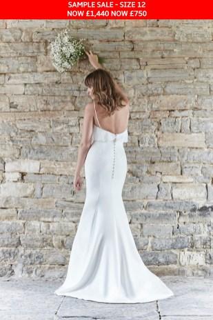 So Sassi Gigi wedding gown sample sale