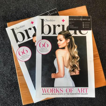 Free Cheshire Bride wedding magazine