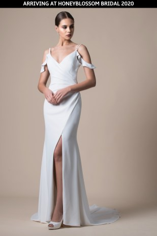 MiaMia Ginger wedding gown arriving in 2020 to Honeyblossom Bridal