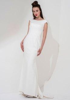 Freda Bennet Cleo wedding gown