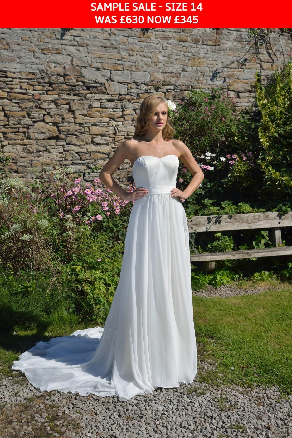Catherine Parry CPCD23 wedding dress sample sale