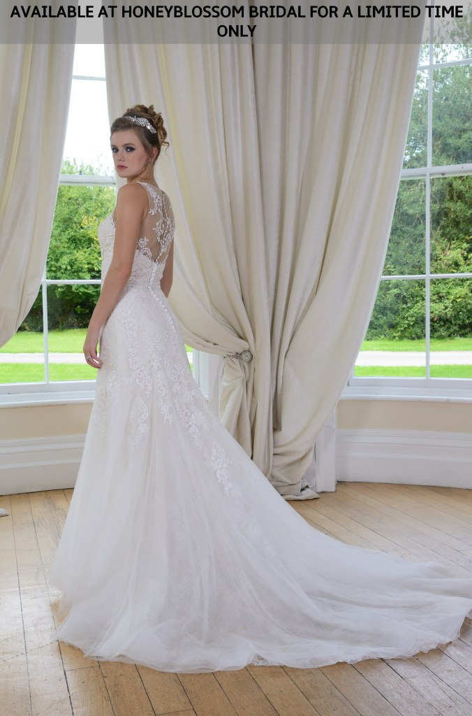 Catherine-Parry-Megan-wedding-dress-Available-at-Honeyblossom-Bridal-for-a-limited-time-only
