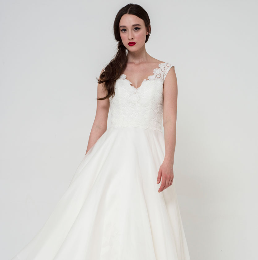 Freda Bennet Freya wedding dress