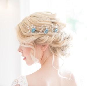 Wedding headpiece wedding hairpins - Lilybeau