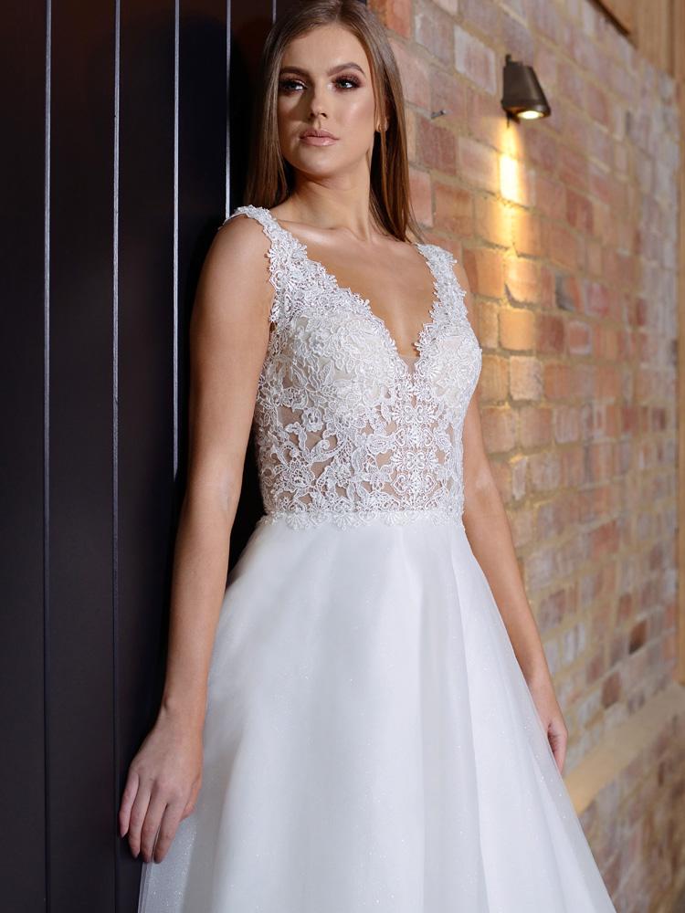GAIA Cassandra bridal gown