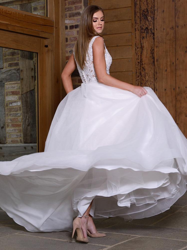 GAIA Cassandra wedding dress