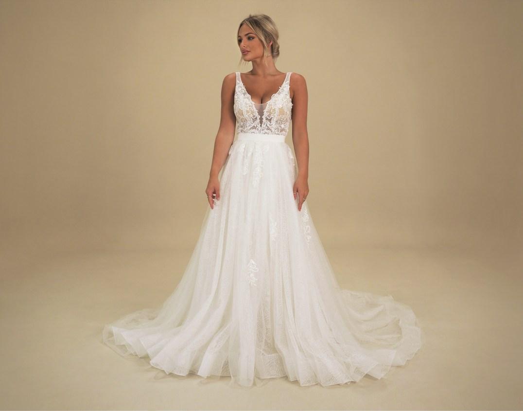 GAIA Portofino bridal dress
