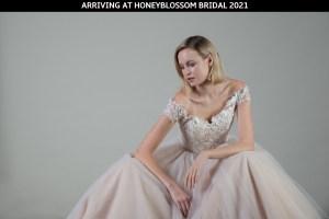 MiaMia Ashlyn wedding gown arriving soon to Honeyblossom Bridal