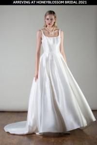 MiaMia Bologna bridal dress arriving soon to Honeyblossom Bridal