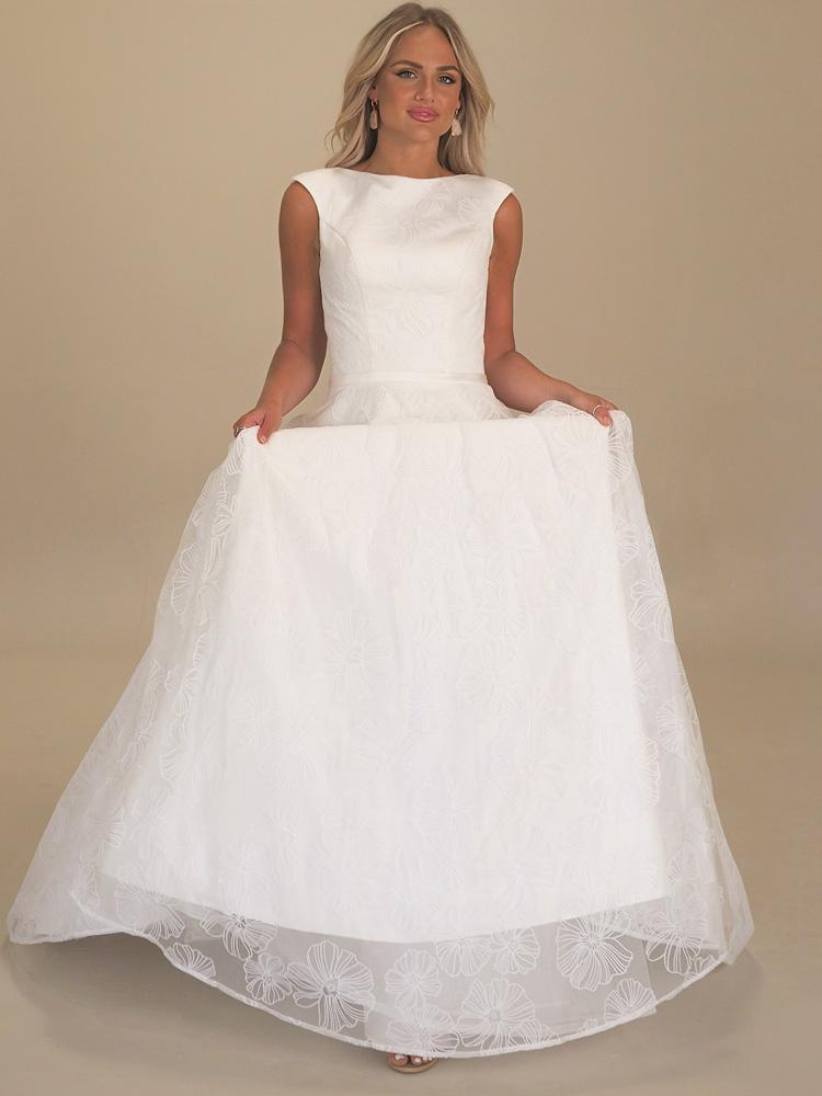 GAIA Maxime bridal dress