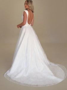 GAIA Maxime wedding dress