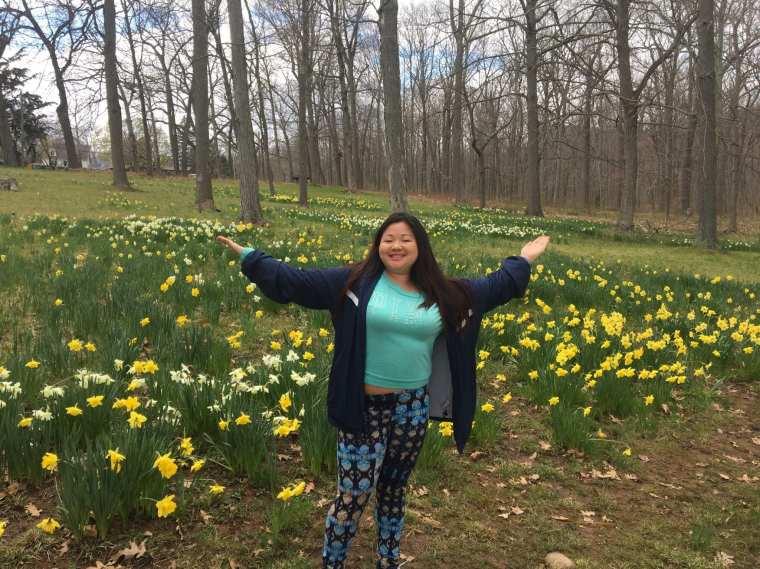 thuy daffodil festival