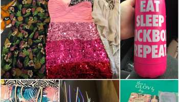 clothes bottle tote straws beauty makeup reusable