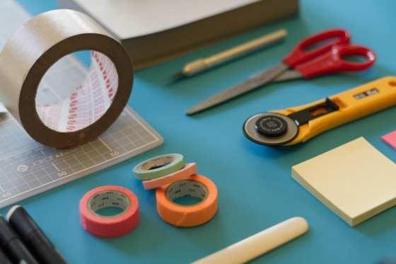 crafting supplies washi tape