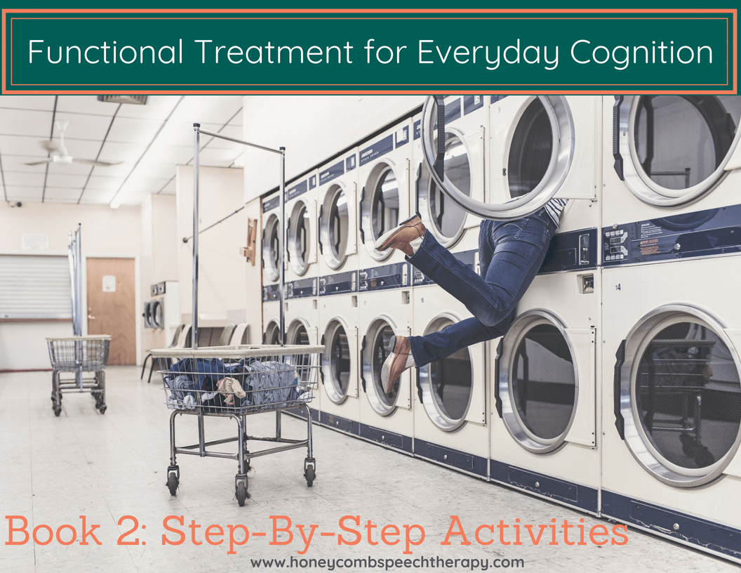 Functional Cognition Book 2 Step By Step Activities