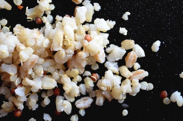 My rice blen