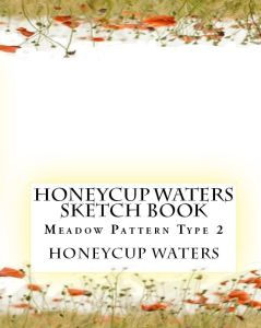 Honeycup Waters sketch book style 2 honeycup waters