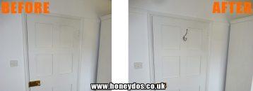 DOOR HOOK FITTED