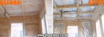 WALL AND CEILING FOIL INSULATION