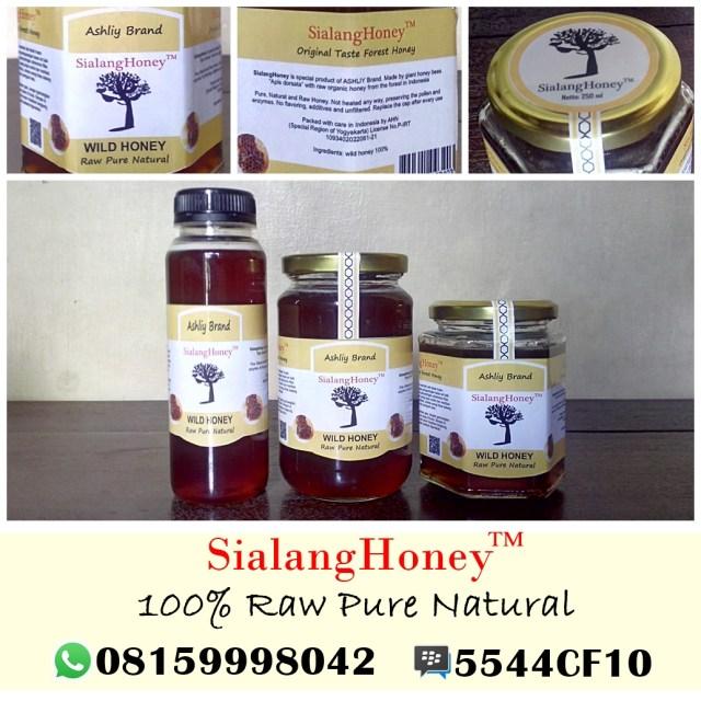 SialangHoney ASHLIY Brand