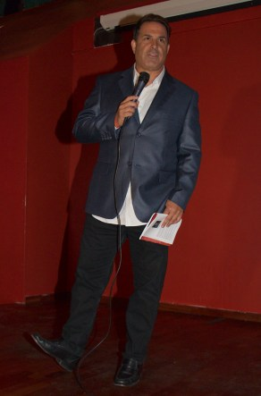 MC Rick Sanchez - Glory House of Miami Fundraiser @ La Bodeguita, Coral Gables