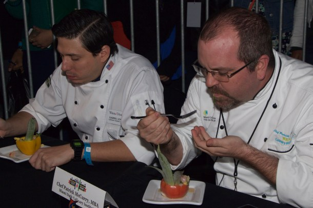 The Judges - LUCKY! @ Taste of Miami 2015