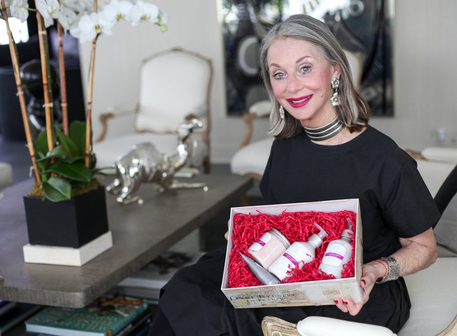 Honey Good discusses beauty products from Mirada de Provence