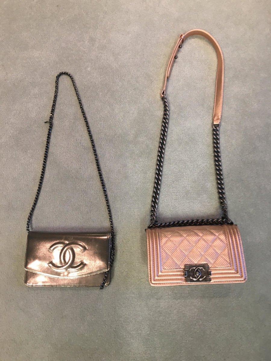 Cross-body purses are a favorite of Honey Good when choosing a purse