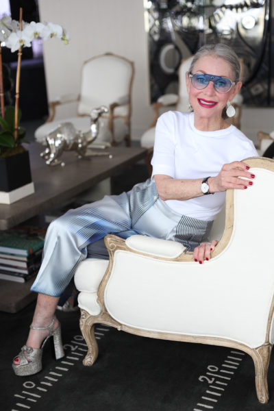 Honey Good shares how to get her fashion for less