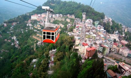 A Honeymoon in Gangtok
