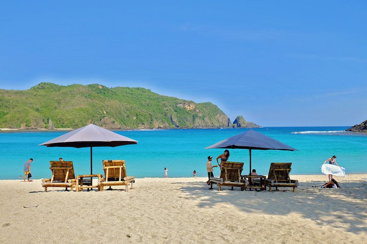 Lombok Island Beach Honeymoon