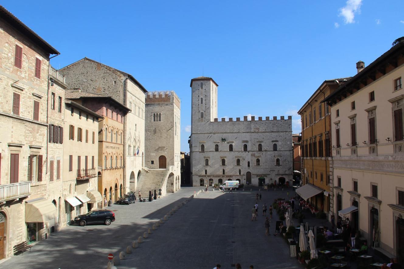 Main square Todi