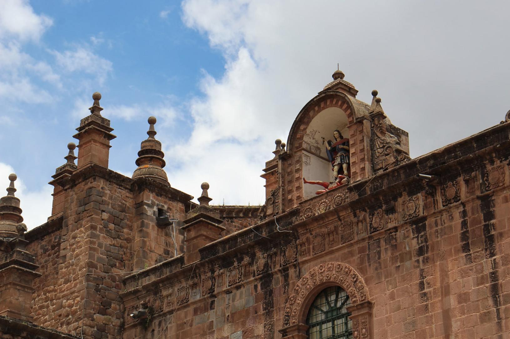 Chiesa del trionfo a Cuzco