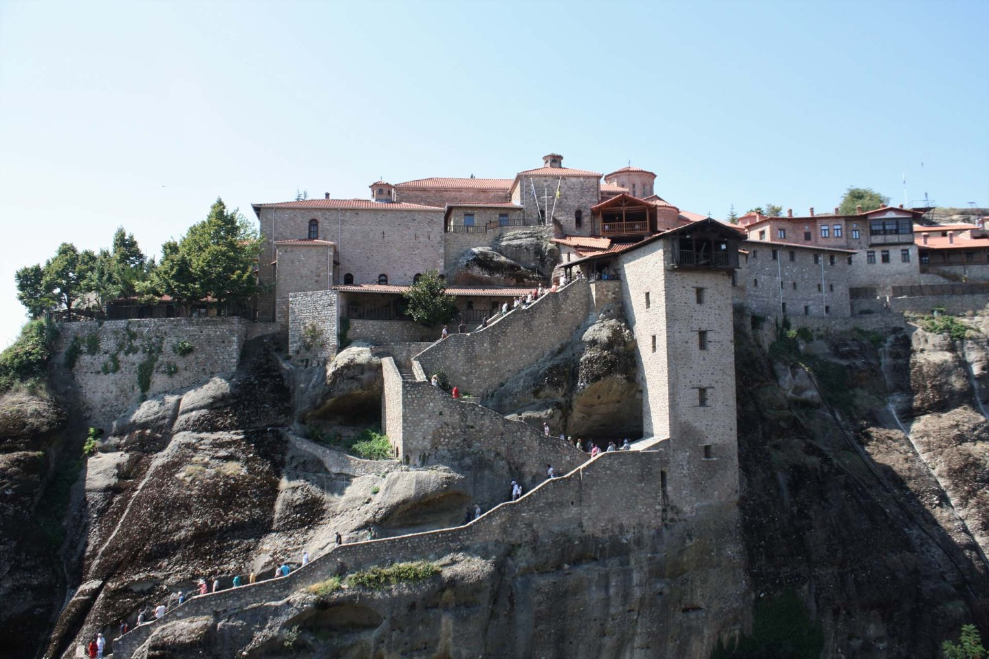 Monastère de la Transfiguration ou Grand Météore