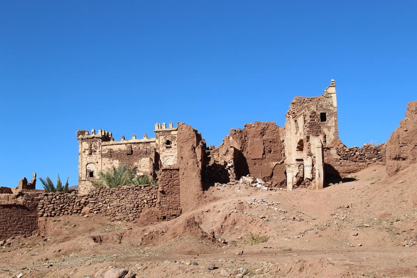 Rovine della kasbah di Telouet