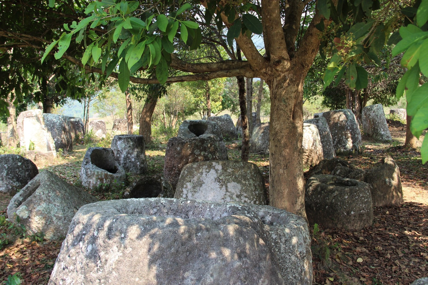 Jar site 3 Phonsavan