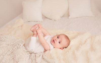 Shoreham Baby Photography | Chloe 3 months old