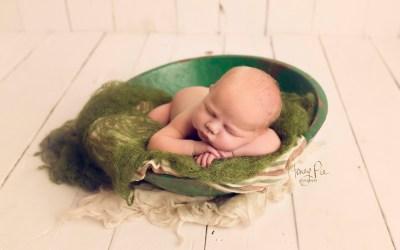 Brighton Newborn Photography | Monty 12 days old