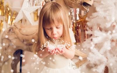 Christmas 'Glitter, Snow & Sparkle' Mini Sessions Announced
