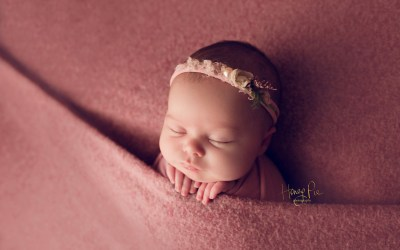 Shoreham Baby Photography | Matilda 12 days old