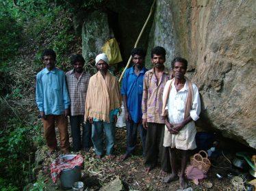 Kurumba Honey Hunters